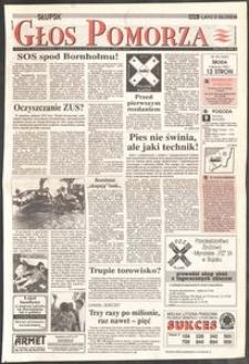 Głos Pomorza, 1995, sierpień, nr 183