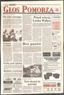 Głos Pomorza, 1995, sierpień, nr 184