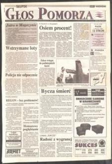 Głos Pomorza, 1995, sierpień, nr 185