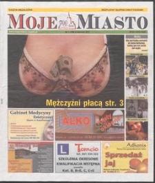 Moje Miasto : bezpłatny słupski dwutygodnik, 2011, nr 1