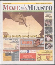 Moje Miasto : bezpłatny słupski dwutygodnik, 2011, nr 2