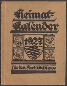 Heimatkalender für den Kreis Schlawe 1927