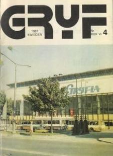 Gryf 1987, kwiecień
