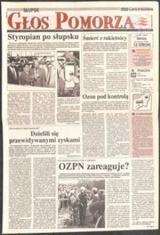 Głos Pomorza, 1995, sierpień, nr 200