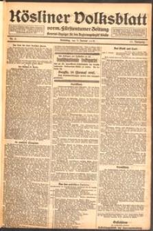 Kösliner Volksblatt [1919] Nr. 5