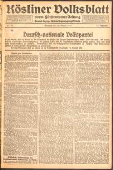 Kösliner Volksblatt [1919] Nr. 10