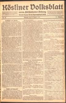 Kösliner Volksblatt [1919] Nr. 18