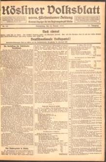 Kösliner Volksblatt [1919] Nr. 19