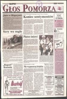 Głos Pomorza, 1995, wrzesień, nr 208