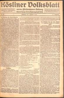 Kösliner Volksblatt [1919] Nr. 30