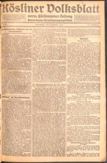 Kösliner Volksblatt [1919] Nr. 31