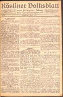 Kösliner Volksblatt [1919] Nr. 32