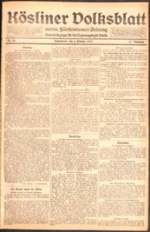Kösliner Volksblatt [1919] Nr. 33