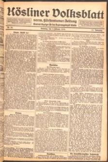 Kösliner Volksblatt [1919] Nr. 34