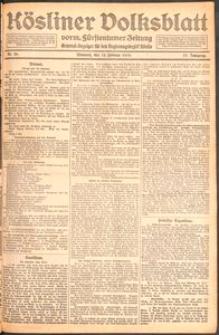 Kösliner Volksblatt [1919] Nr. 36