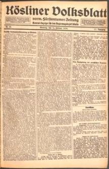 Kösliner Volksblatt [1919] Nr. 40