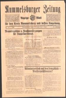 Rummelsburger Zeitung. Anzeigeblatt für den Kreis Rummelsburg und dessen Umgebung