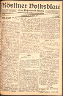 Kösliner Volksblatt [1919] Nr. 45