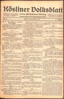 Kösliner Volksblatt [1919] Nr. 48