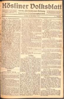 Kösliner Volksblatt [1919] Nr. 50