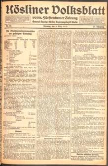 Kösliner Volksblatt [1919] Nr. 53