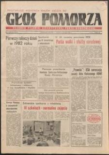 Głos Pomorza, 1982, styczeń, nr 3