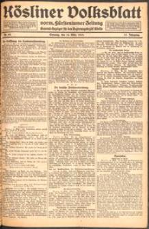 Kösliner Volksblatt [1919] Nr. 64