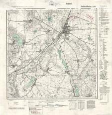Schivelbein. 2260. Topographische Karte : Ausgabe F