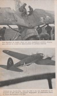 Mit Bomben und MGs über Polen : PK-Kriegsberichte der Luftwaffe