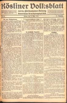 Kösliner Volksblatt [1919] Nr. 68