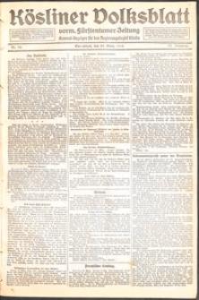 Kösliner Volksblatt [1919] Nr. 75