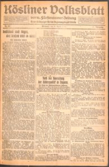 Kösliner Volksblatt [1919-04] Nr. 84
