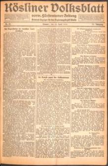 Kösliner Volksblatt [1919-04] Nr. 89