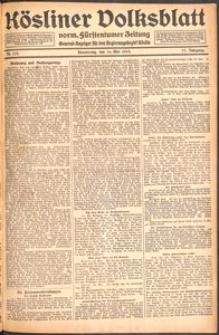 Kösliner Volksblatt [1919-05] Nr. 112