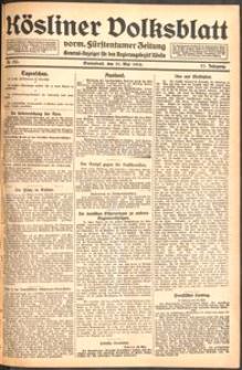 Kösliner Volksblatt [1919-05] Nr. 125