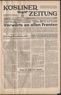 Kösliner Zeitung [1942-07] Nr. 180