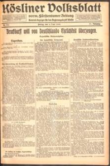 Kösliner Volksblatt [1919-06] Nr. 130