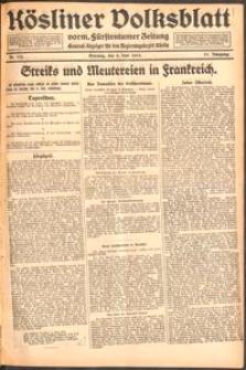 Kösliner Volksblatt [1919-06] Nr. 132