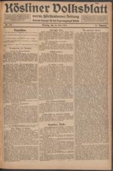 Kösliner Volksblatt [1919-06] Nr. 137