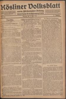Kösliner Volksblatt [1919-06] Nr. 138