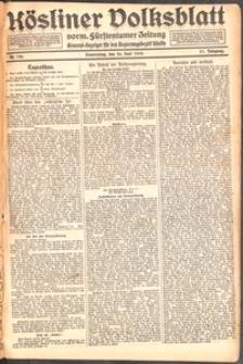 Kösliner Volksblatt [1919-06] Nr. 146
