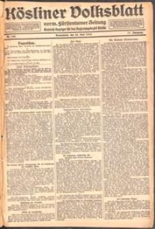 Kösliner Volksblatt [1919-06] Nr. 148
