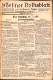 Kösliner Volksblatt [1919-06] Nr. 149