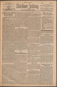 Kösliner Zeitung [1919-01] Nr. 13