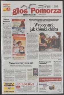 Głos Pomorza, 2001, czerwiec, nr 131