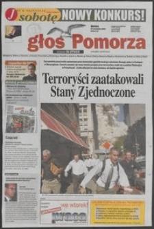 Głos Pomorza, 2001, wrzesień, nr 212