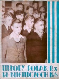 """Młody Polak w Niemczech : dodatek do """"Polaka w Niemczech"""" (dawniej """"Zdrój""""). R. 10, Nr 6/7"""