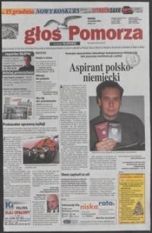 Głos Pomorza, 2001, grudzień, nr 289
