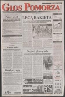 Głos Pomorza, 1997, październik, nr 240