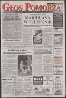 Głos Pomorza, 1997, listopad, nr 258